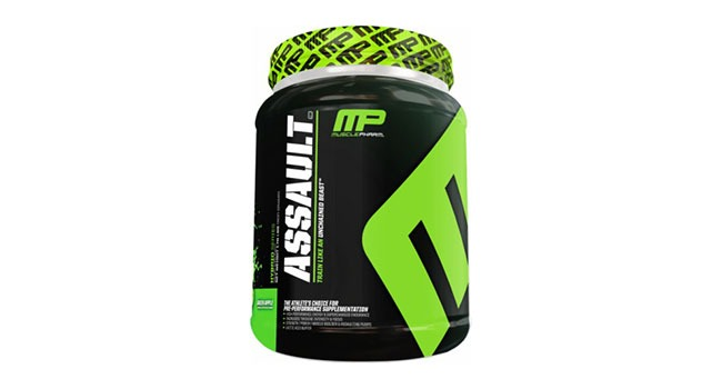 MusclePharm Assault Review – Is it worth the price?