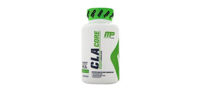 MusclePharm CLA Core – Burning fats that burn you out