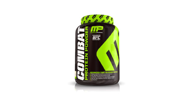 MusclePharm Combat Powder Review – What does it do to your body?