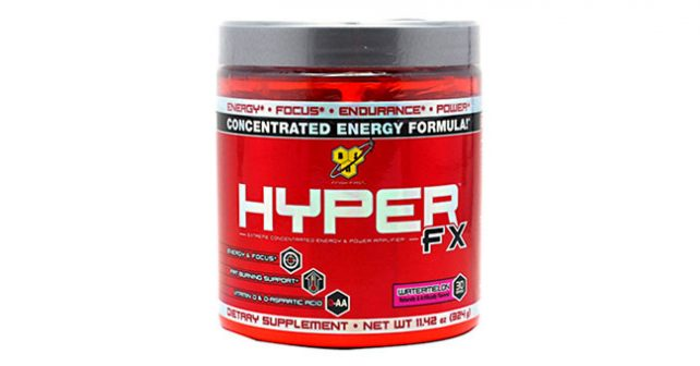 BSN Hyper FX – Does it work?