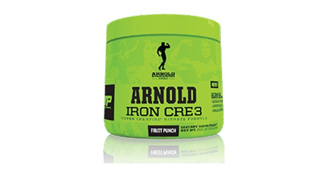 MusclePharm Arnold Iron CRE3 Review – Is it effective?