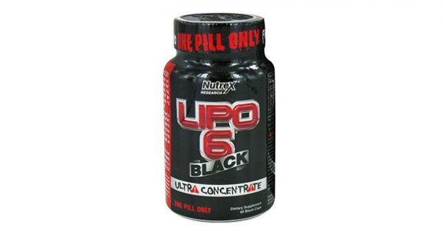 Nutrex Lipo-6 Black Ultra Concentrate – Is it effective?