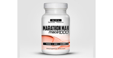 Marathon Man Maca 1000 Review – Is it REALLY effective?