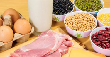 Best natural sources for protein