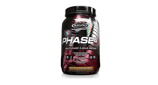 MuscleTech Phase8 Review – What is it, really?