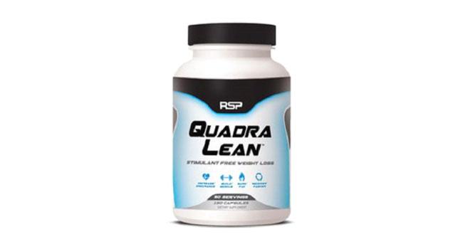 RSP Nutrition Quadralean – Does it work?