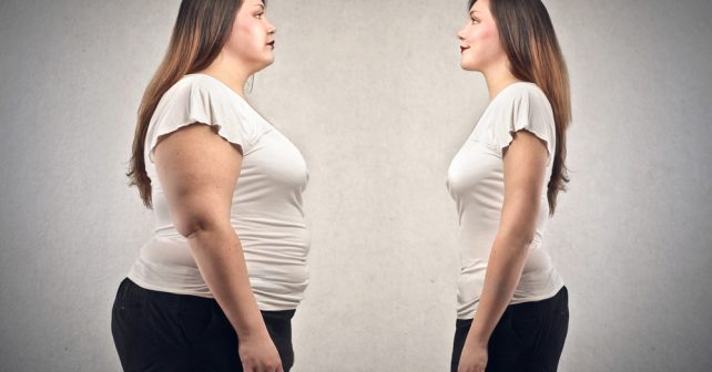 Why do women gain weight fast?