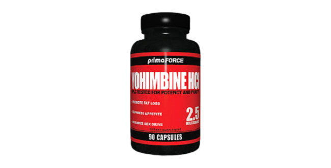 Primaforce Yohimbine HCL Review – is it the real deal?