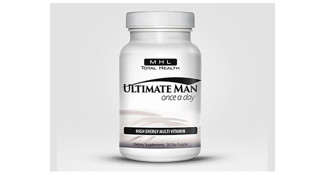Ultimate Man Once-A-Day Review – What does it do for you?
