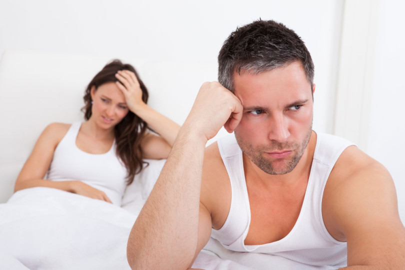 5 Bedroom problems caused by poor nutrition