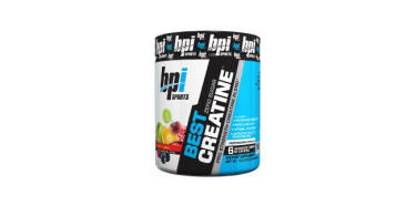 BPI Best Creatine Review – Should you take it?