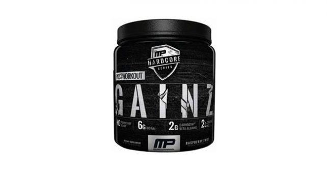 MusclePharm Hardcore Series Gainz Review – Should you take it?