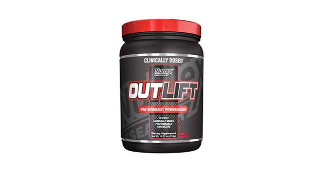 Nutrex Research Outlift Review – Should you use it?