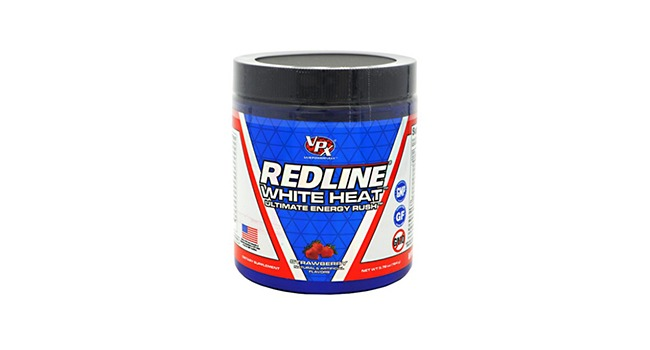 VXP Redline White Heat Review – Does it work?