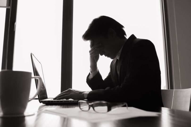 5 Ways Stress Can Get You Fired