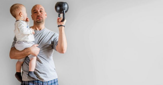 How to optimize workout gains for dads