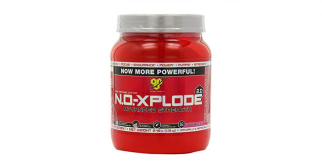 BSN N.O. Xplode Review – Is it safe?