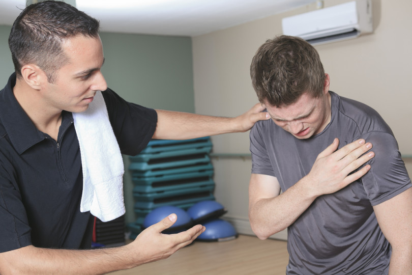 5 Ways to Deal with Muscle Pain after Training