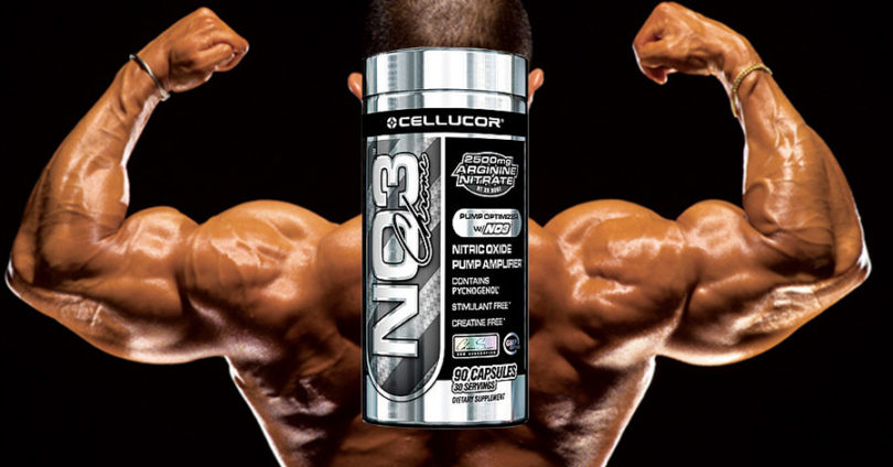 Cellucor NO3 Chrome Review – Is it effective?