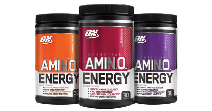 Optimum Nutrition AmiN.O. Energy Review – Should you take it?