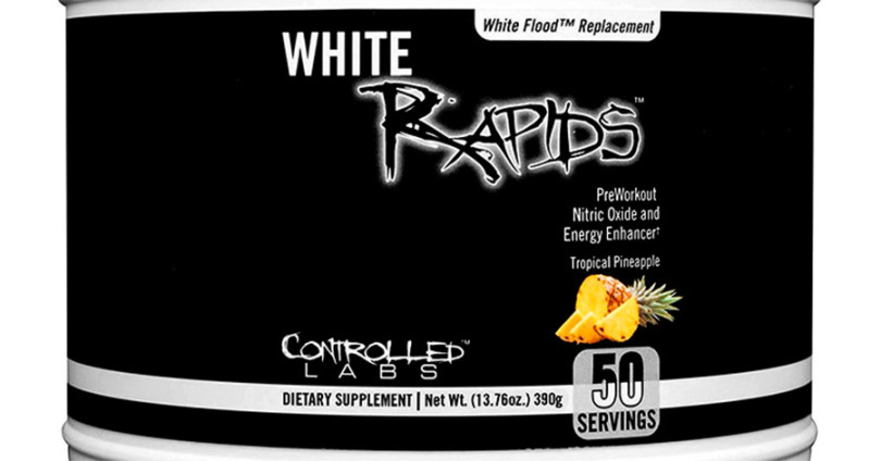 Controlled Labs White Rapids Review – Should you buy it?