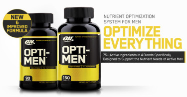 Optimum Nutrition Opti-Men Review – Should you take it?