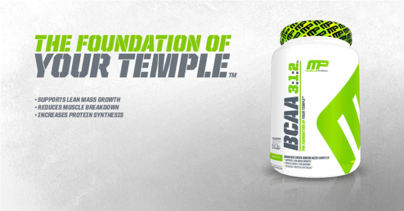 MusclePharm BCAA 3:1:2 Review – Should you take it?