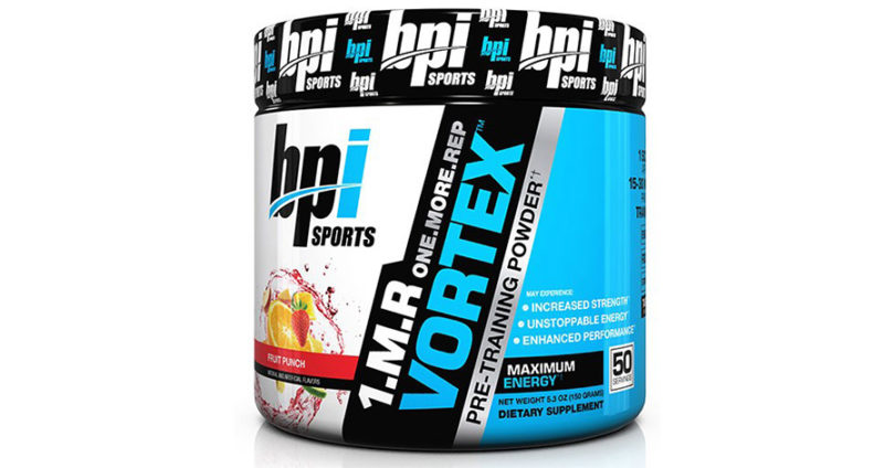 BPI Sports 1.M.R Vortex Review – Should you take it?
