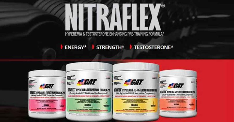 GAT Nitraflex Review – Should you buy it?