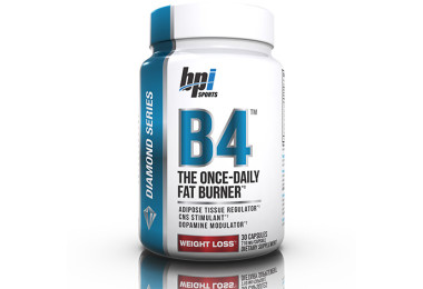 BPI Sports B4 Review – Fat Burning Capsule Review