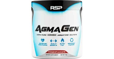 RSP Nutrition AgmaGen Review – All you need to know