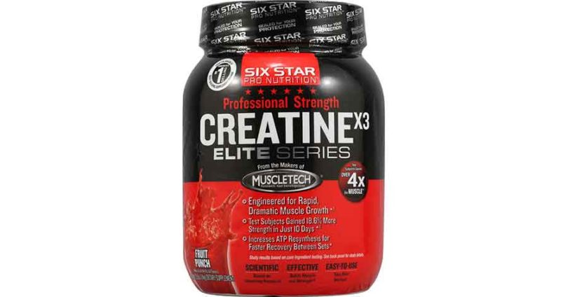 Six Star Pro Nutrition Creatine X3 Review – Should you use it?