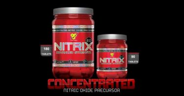 BSN Nitrix 2.0 Review – All you need to know
