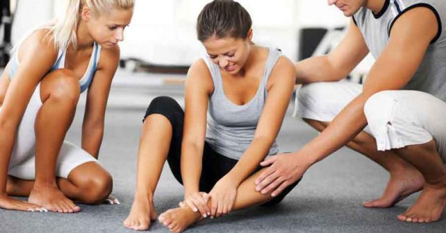 How to avoid gym injuries