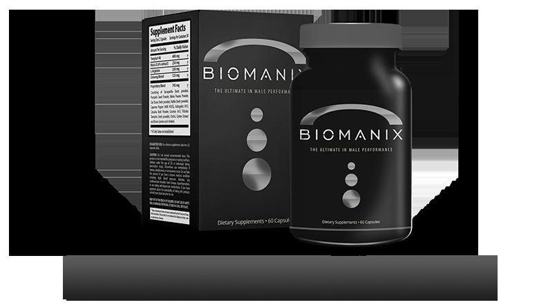 biomanix review the penis enlargement pill that works