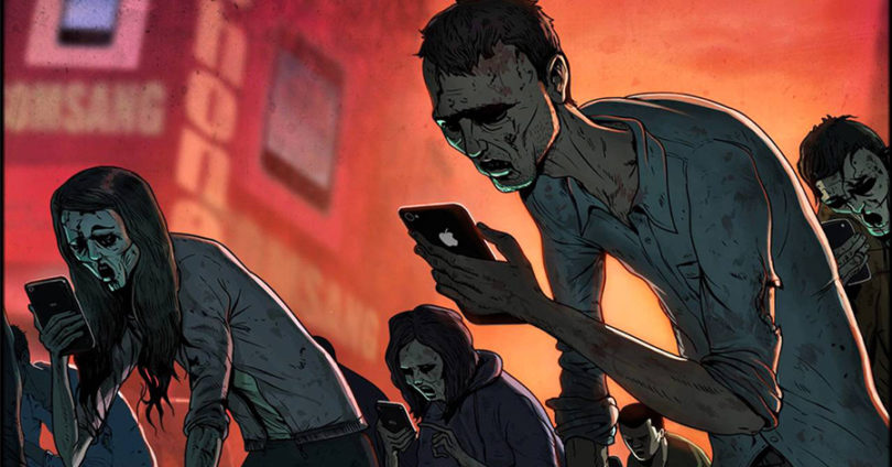 3 Reasons Why Your Smart Phone is Slowly Killing You - Supplementrant