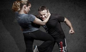 Krav Maga Knee Strike