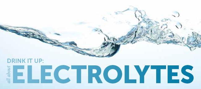 1a electrolytes