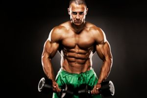 red line white heat-assist in muscle building