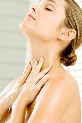 Neck care product
