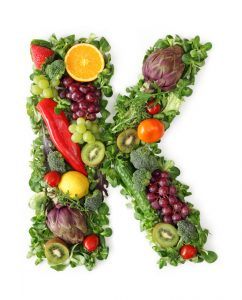 eat vitamin K rich food together with Progentra pills