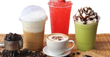 caffeinated drinks coffee frappe