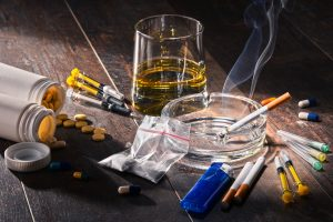 cigarette drugs and alcohol