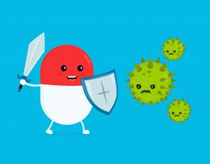 Fighting Bacteria