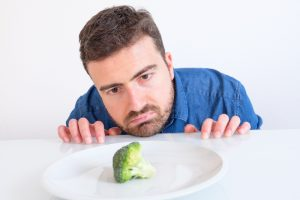 broccoli for calorie restricted diet