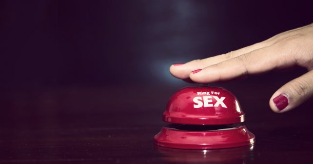 ring for sex, sex on call