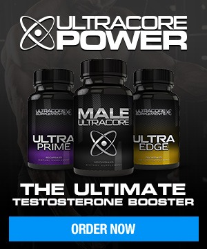 UltraCore Power Testosterone Booster Supplements Pills